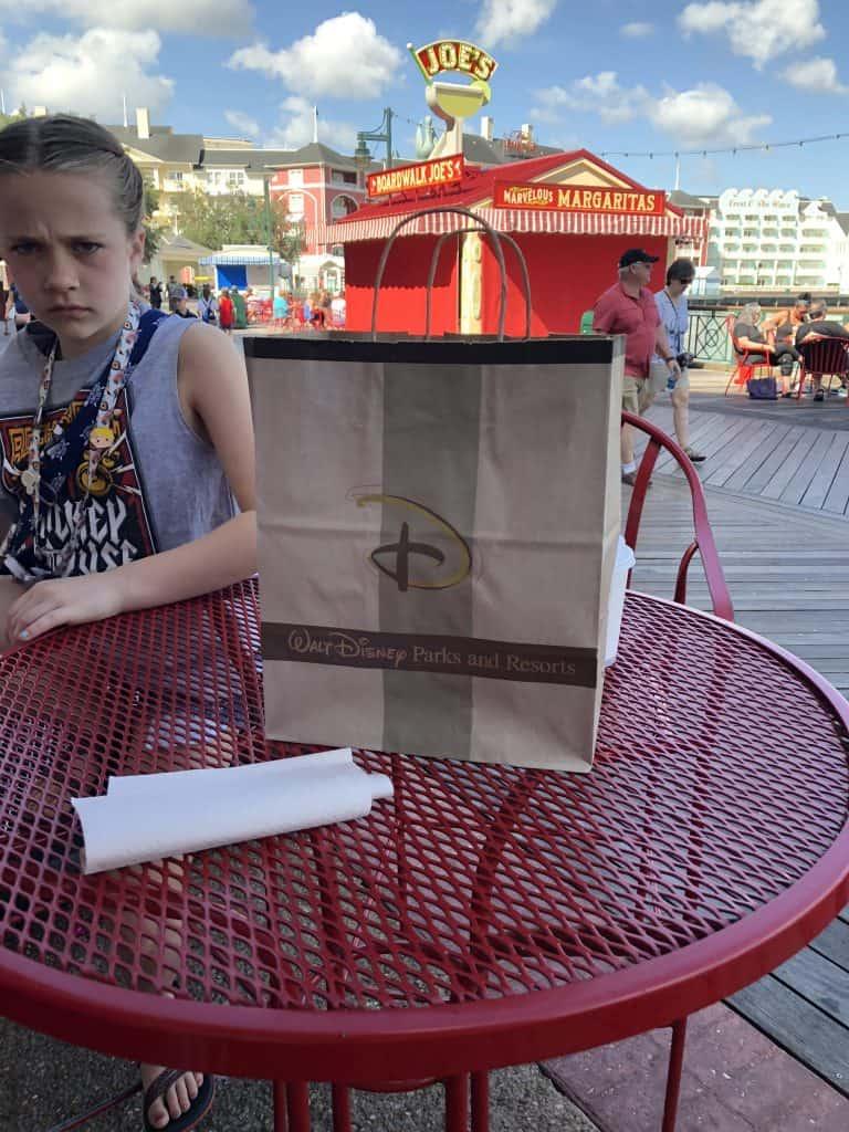 Boardwalk Bakery-Disney World Trip Report