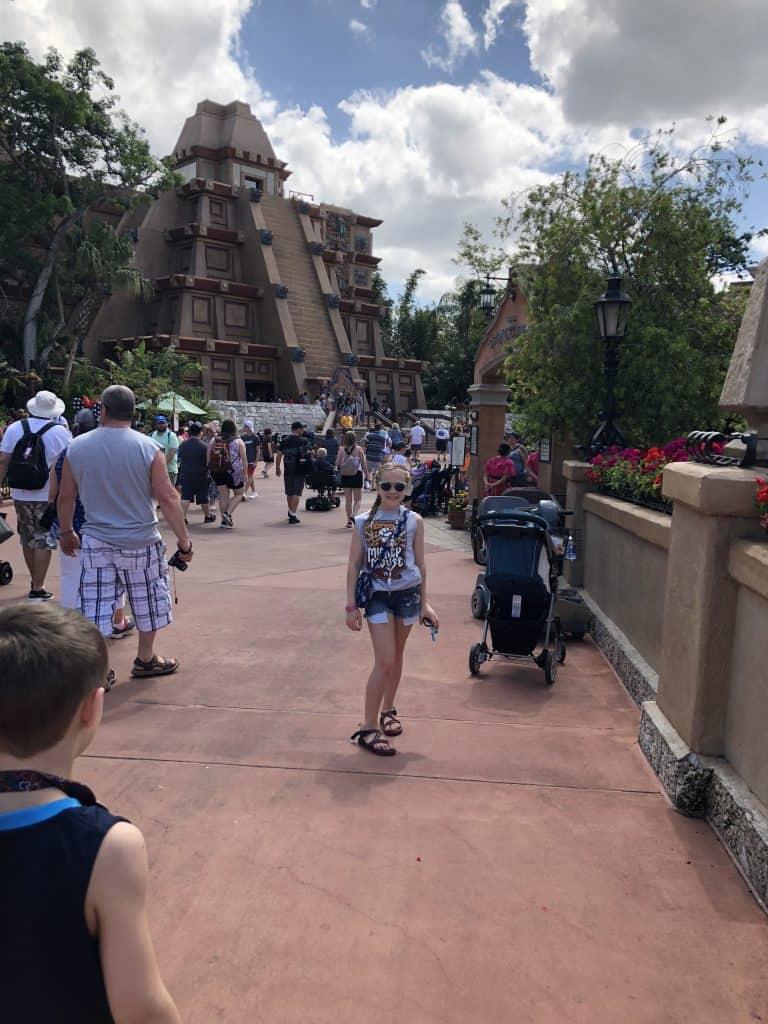 Disney Trip report
