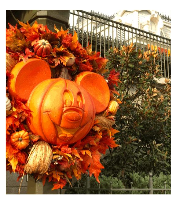 Mickey's Not So Scary Hallowen Party
