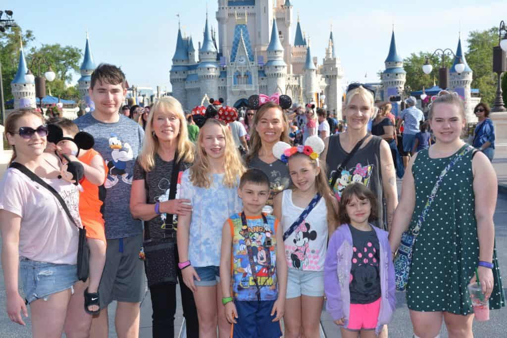 Clothing choses for Walt Disney World