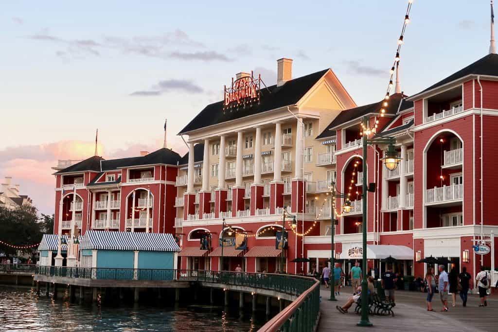 Disney Resort hotels